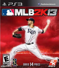 MLB 2K13 PS3 New PlayStation 3, Playstation 3