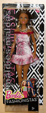 Barbie Fashionistas Glam Party Schlangenmuster Look  DGY56  NEU/OVP Puppe