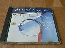 Daniel Goyone : Il y a de l'orange dans le bleu - CD Label Bleu 1995