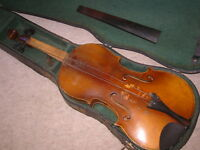 """Nice old  French Violin  4/4     """"Vuillaume a Paris"""""""