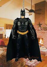 Batman Dark Knight Rise Bruce Wayne Ceiling Fan Pull Light Lamp Chain K1094