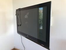 """Wall mounted LG 42"""" Plasma TV Model 42PG60UD TASMANIA"""