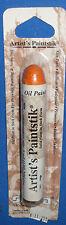SHIVA Oil Artist's Paintstik Richeson Product # 121220 Cadmium Orange