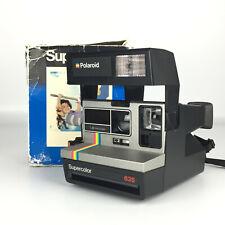 Polaroid Supercolor 635 (Testé) / Appareil Photo Avec Boite (super color)