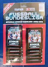 Multi-Pack mit 11 Tüten Panini/Topps Fußball Bundesliga 2009/2010, 09/10 in OVP