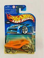 Hot Wheels Cabbin Fever 2003 Number 186 Die Cast Car C1365