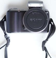 Sony Alpha NEX-C3 16.2MP (Body Only) Camera 15k Shutter count