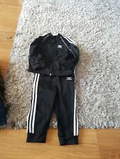Adidas Tracksuit 9-12 Month Boys