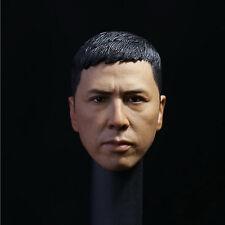 TA44-35 1/6th Scale Action Figure Custom Ip Man Head Sculpt