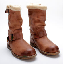 Buffalo Stiefel 13980F Washed Leather TAN 01