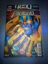 Comics VF Avengers 9 (Captain America, Captain Marvel)