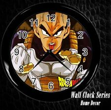 New Dragon Ball Vegeta SSJ2 Super Saiyan Wall Clock Home Decor Gift