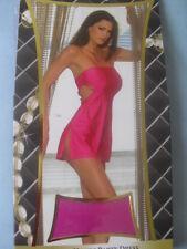 Sexy Partykleid- Minikleid -Cocktailkleid -Pink -Gr.XS-M -Dance - Clubwear