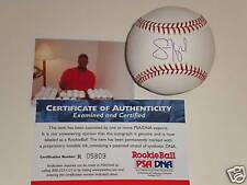 Jason Heyward Chicago Cubs PSA DNA Signed ROOKIE Baseball A1