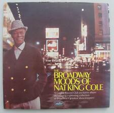 NAT KING COLE THE BROADWAY MOODS OF NAT KING COLE CAPITOL DW91452 NM!