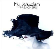 "My Jerusalem ""Preachers"" CD Sealed The Twilight Singers Gutter Twins Indie Rock"