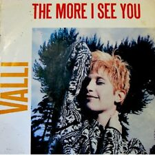 VALLI the more i see you/instrumental SP 1986 VG++