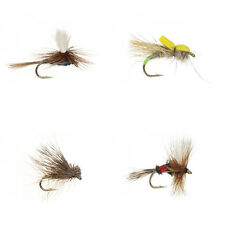 20 x Assorted Dry Flies (Trout Flies)