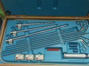 Bronchoskopie Ausstattung  von WOLF