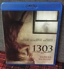 1303 3D Blu Ray La Paura ha inizio Horror 3 D Come Da Foto N