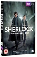 Sherlock - Series 2 - Complete (DVD, 2012, 2-Disc Set)