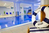 5 Tage Urlaub für 2 Pers. Ferien Hotel Lewitz Mühle inkl Halbpension/ Pool Sauna