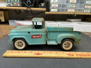 Vintage Buddy-L toy step side pick-up, 1960's - Repair/Replace/Restore