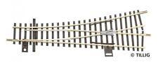 SH Tillig 83324 EW1 links einfache Weiche ohne Antrieb links  ersetzt 83322