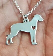 Rhodesian Ridgeback - Sterling Silver Jewelry - Gold - Rose Gold - Engrave