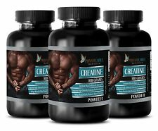 Serious Mass Gainer - CREATINE POWDER 100g - Faster Recovery 3B