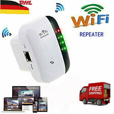 300 Mbit/s WLAN Repeater-EU WLAN Signal Verstärker Access Point Wifi Booster Neu