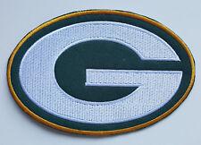 NFL PATCH RICAMATE Green Bay Packers grandi 15 x 10 cm