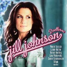 """Jill Johnson - """"Duetterna"""" - 2013 - CD Album"""