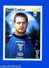 CALCIO COPPE 1996-1997 Panini - Figurina-Sticker n. 100 - CUDICINI - LAZIO -New