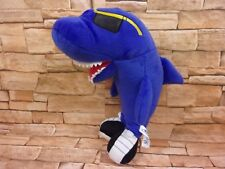 AIRTOURS SOFT TOY SHARK MASCOT