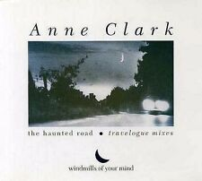 Anne Clark - Haunted Road - Travelogue Mixes - CD MAXI - Cityscape Mix