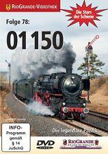DVD Stars der Schiene 78 - 01 150 - Die legendäre Pazifik