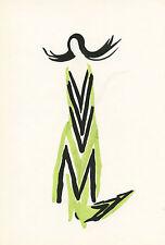 Sonia Delaunay pochoir, 1969  45788