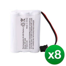 Replacement Battery For Uniden TRU9496 Cordless Phones - BT446 800mAh - 6 Pack