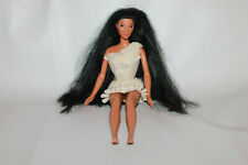 Disney Mattel Barbie Puppe Pocahontas aus 1966 Kleid 30cm TOP RAR