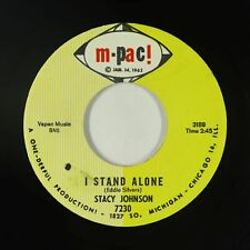 Northern Soul 45 - Stacy Johnson - I Stand Alone - M-Pac! - VG+ mp3