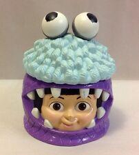 DISNEY ON ICE Pixar's MONSTERS Inc. BOO Lidded Show Souvenir Mug Cup Lid