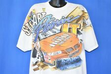 Y2K TONY STEWART FLOORIN IT HOME DEPOT PONTIAC #20 t-shirt RACING NASCAR XXL