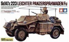 German Armored Car SdKfz. 223 - 1/35 Military Model Kit - Tamiya 35268