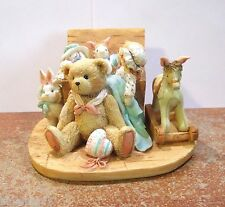 Cherished Teddies Christopher #950483 Old Friends Are The Best Friends (Ct22)