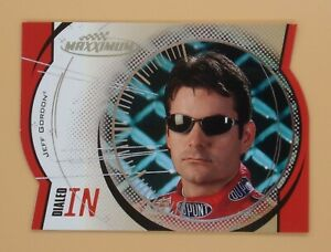 2000 Maxximum Dialed In Nascar Insert - Pick Your Card