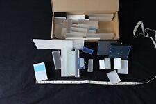 Flats: < 5 kg Boîte de Acrylique/Plexiglas THIN/THICK Flat chutes. Projet/Hobby