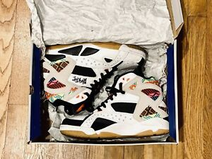 New In Box Reebok Pump Blacktop Battleground Tribal Aztec 11 White Men Cant Jump