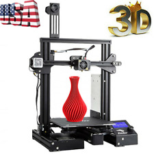 Creality Ender-3Pro Diy 3D Printer 220x220x250mm Removable Magnetic Bed Us Stock