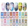 Nails Art Water Decals Transfer Stickers  Nail Art Design Tips Decorations